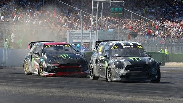 Mettet RX Live Show: RD3 - 2016 FIA World Rallycross Championship