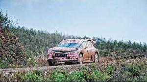 Citroën-Test in Portogallo für 2017
