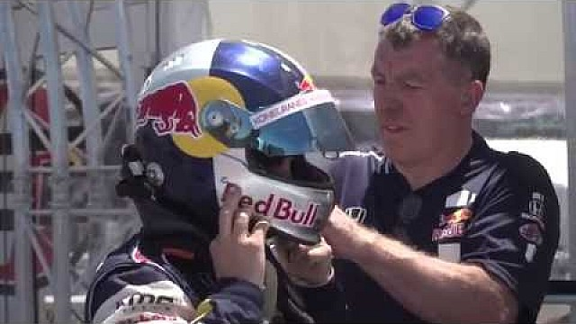 HPD Trackside -- Global Rallycross Honda Debut
