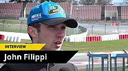 Interview de John Filippi au Nürburgring