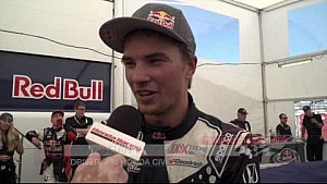 HPD Trackside -- Red Bull Global Rallycross Phoenix Race 2