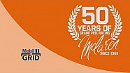 David Coulthard vs Jenson Button, de McLaren-Honda 50 años | Mobil 1 The Grid