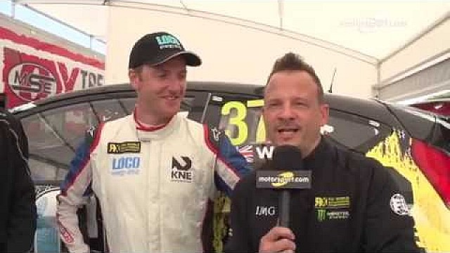 World RX 2016 - Lydden Hill - Saturday