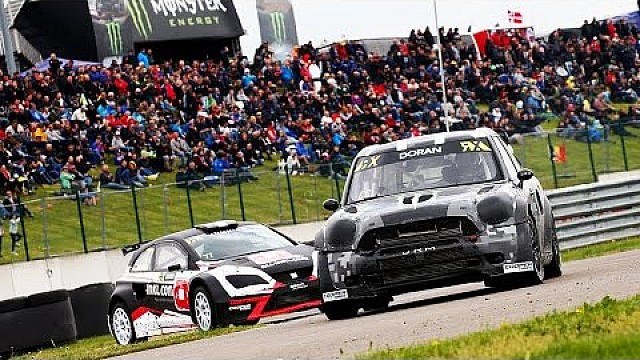 Lydden RX Live Show: RD4 - 2016 FIA World Rallycross Championship