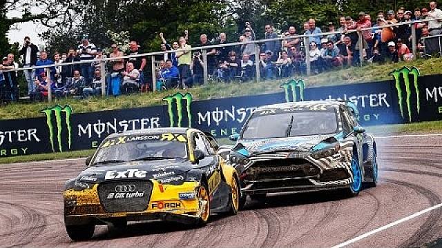 Day 2 Highlights: Lydden RX | FIA World RX