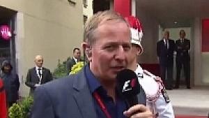 Monaco sonrası pilotların açıklamaları