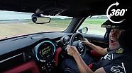 Chris Harris toont het nieuwe Top Gear-circuit in 360°