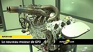 Il motore GP3 della TEOS Engineering