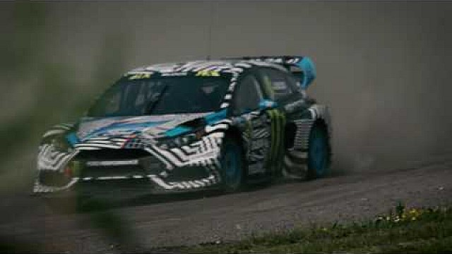 Focus RS RX Action Reel | FIA World Rallycross Lydden Hill