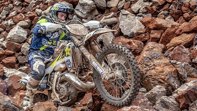 15 Minute GoPro Footage Graham Jarvis - ErzbergRodeo 2016 Hare Scramble