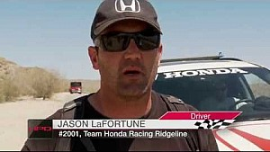 HPD Trackside -- Honda Ridgeline Baja 500 Preview