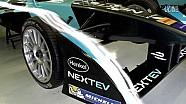 赛车学校—Formula E 赛车下压力与真空带
