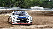 Patrik Sandell Takes the Podium in Dallas | Red Bull Global Rallycross Highlights