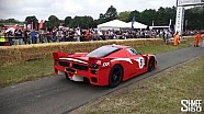 Ferrari FXX, BAC Mono and more on the Hillclimb at CPAS 2016
