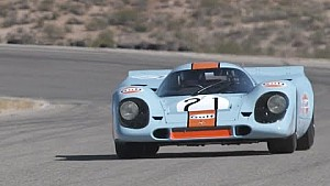Test im Porsche 917