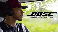 Lewis Hamilton's Race Weekend | Rhythm of a Race Team