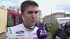 24H of Le Mans 2016 - Interview Billy Johnson (EN)
