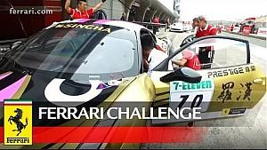 Ferrari Challenge APAC – A lap at Shanghai with Xin Jin