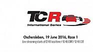 TCR в Ошерслебене. Первая гонка