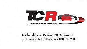 TCR - Oschersleben | Live Streaming  Gara 1