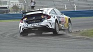 Honda Red Bull Global Rallycross Daytona Saturday