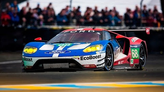 24h Le Mans: Ford-Runde in 360 Grad