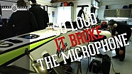 Brawn GP is back: So loud it broke the microphone