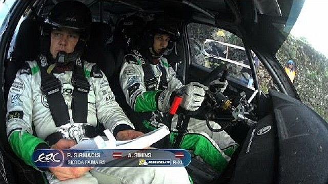 Azores Airlines Rallye 2016 - Sirmacis OBC SS8 Full Stage