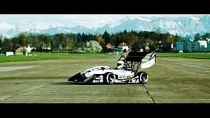Nouveau record pour une voiture électrique : 0 - 100 km/h en 1,513 secondes