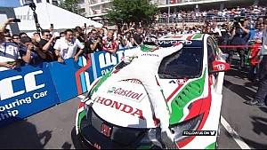 Vila Real WTCC: Ana yarıştan tüm aksiyon görüntüleri