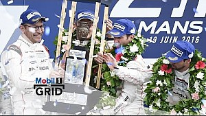 Finally, Eighteen – The 24 Hours Of Le Mans, 2016   Mobil 1 The Grid