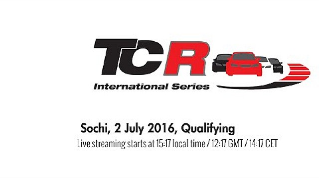 LIVE - TCR Sotchi 2016 - Qualifications