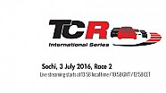Sochi, gara 2 Live Streaming