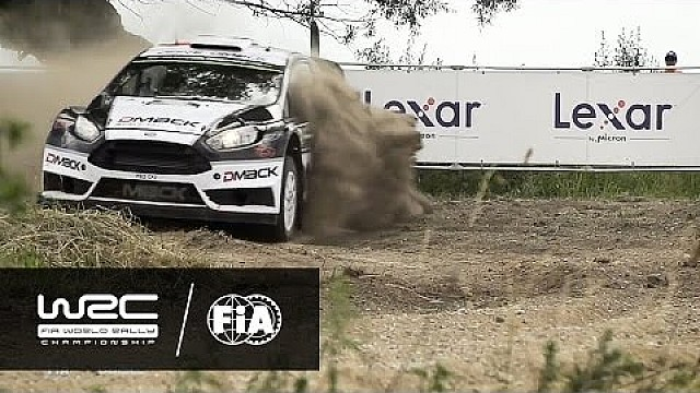 Rally Poland 2016: Highlights Stages 10 - 13
