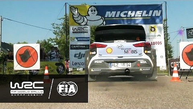 Rally Poland 2016: Highlights Stages 14 - 16