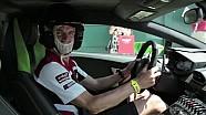Lamborghini on track at World Ducati Week with Davies, Dovizioso and Poggiali
