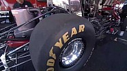 NHRA 101: Tony Pedregon explains the importance of the Funny Car wheelie bar