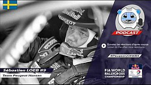 Round #6-Sweden-Holjes-Sebastien Loeb-Saturday-FR