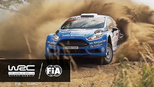 WRC 2 - Rally Poland 2016: WRC 2 Event Highlights