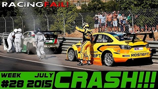 Racing & Rally Crash Recopilación de la semana 28 de julio de 2015