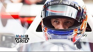 Regreso a casa – Jenson Button en Silverstone | Mobil 1 The Grid