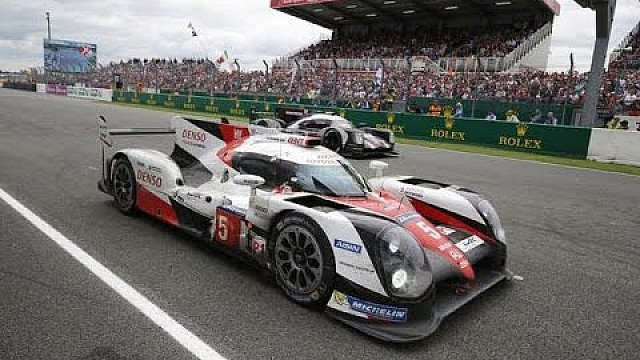 24h Le Mans: Highlights, Toyota
