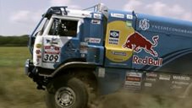 Silk Way Rally: Moskau-Peking