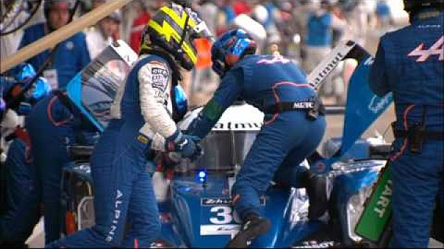 24h Le Mans: Boxenstopps in Zeitlupe