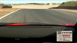 Renger van der Zande - DTM 2011 kwalificatie Zandvoort on-board