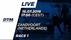 LIVE: Gara 1 - DTM Zandvoort 2016