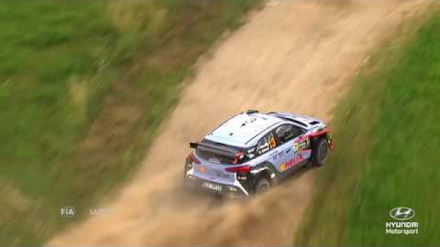 Rally Poland Best of: Helicopter and Drones - Hyundai Motorsport 2016