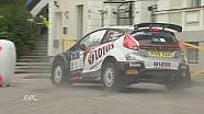 Rally Estonia 2016 - SS1 Kajetanowicz Crash Plus
