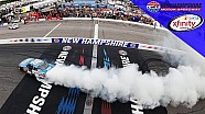 Busch wicked fast at New Hampshire