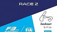 Carrera 17 del 2016 / segunda carrera en Zandvoort